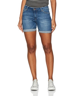 ESPRIT Damen Shorts 067EE1C010, Blau (Blue Medium Wash 902), W28 - 1