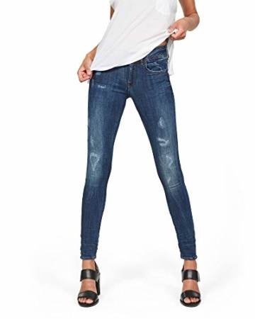 G-Star Damen Raw Lynn Super Skinny Jeans - 1