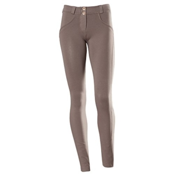 Leggings Freddy für Damen WR.UP® SHAPING Effect Mod. WRUPSNUG1L - COL Braun - 1