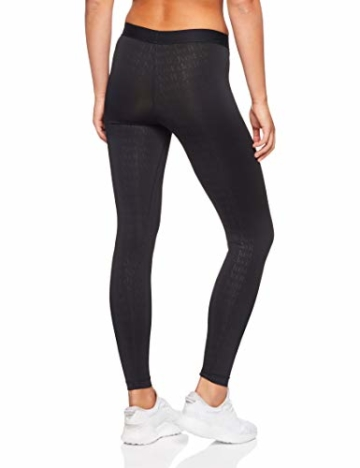 Nike Damen Just Do It Hose, Black/White, S - 2