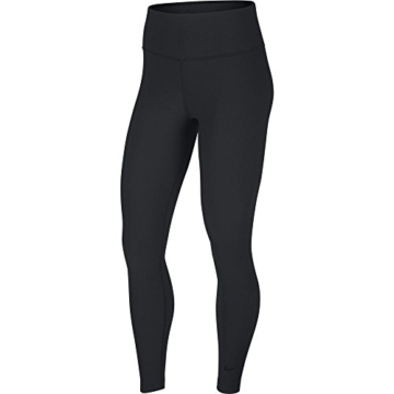 Nike Damen Sculpt Hyper Tights, Black/Clear, M - 1