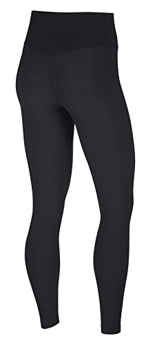 Nike Damen Sculpt Hyper Tights, Black/Clear, M - 3
