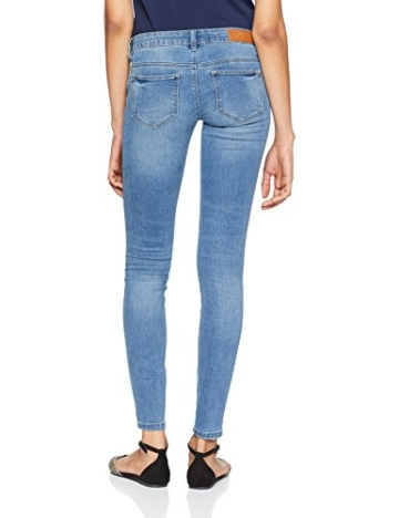 ONLY  15129017 Damen  Onlcoral SL SK Dnm Jeans , Blau (Medium Blue Denim), W28/L32 - 2
