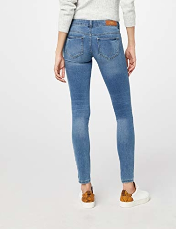 ONLY  15129017 Damen  Onlcoral SL SK Dnm Jeans , Blau (Medium Blue Denim), W28/L32 - 5