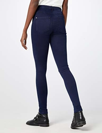ONLY Damen Jeanshose ROYAL HIGH Skinny Jeans PIM101 NOOS, Blau (Dark Blue Denim), 38/L34 (Herstellergröße: M) - 4