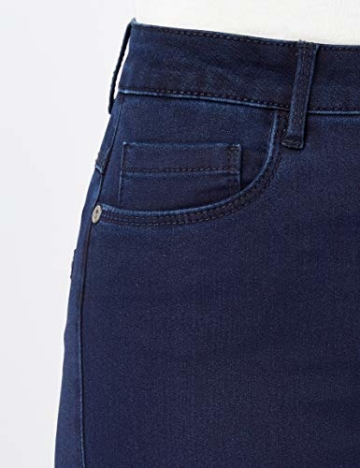ONLY Damen Jeanshose ROYAL HIGH Skinny Jeans PIM101 NOOS, Blau (Dark Blue Denim), 38/L34 (Herstellergröße: M) - 5