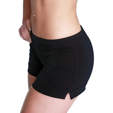 Shepa Damen kurze Fitness Shorts Hot Pants Hose XL - 1