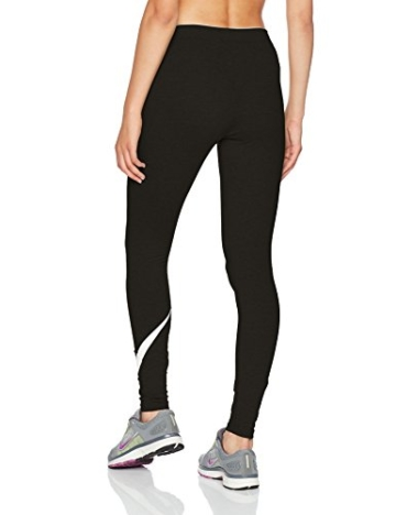 Nike W NSW Club logo2 Damen Leggings, Schwarz(Black/White/010), Gr. S - 2