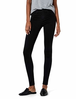 ONLY Damen Onlrain Reg Cry6060 Noos Skinny Jeans,Schwarz (Black Denim),M/L30 - 1