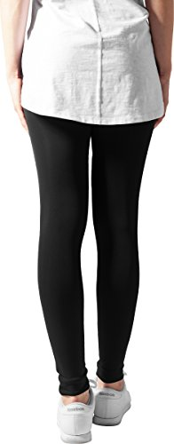 Urban Classics Ladies Tech Mesh Leggings, Schwarz (black 7), S - 2