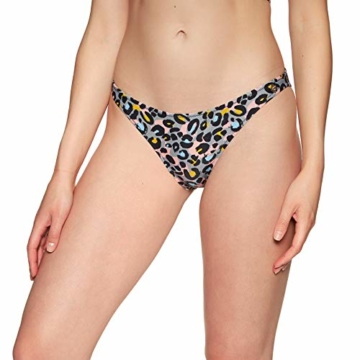 Superdry Aria Bikini Bottoms UK 16 Reg Leona Leopard - 1