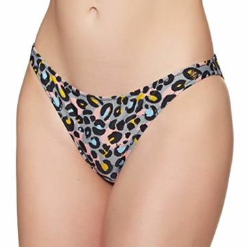 Superdry Aria Bikini Bottoms UK 16 Reg Leona Leopard - 3