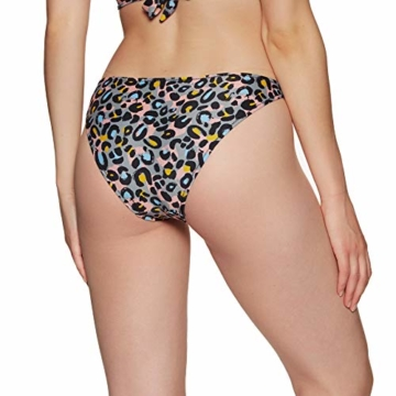 Superdry Aria Bikini Bottoms UK 16 Reg Leona Leopard - 4