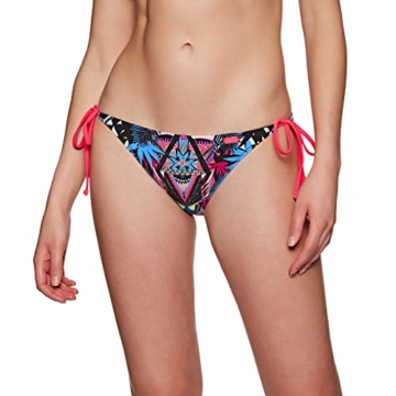 Superdry Aztec Craze Tri Womens Bikini Bottoms X Large Crazy Tropical - 2