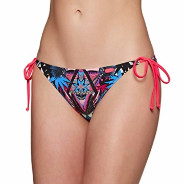 Superdry Aztec Craze Tri Womens Bikini Bottoms X Large Crazy Tropical - 3