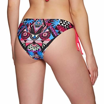 Superdry Aztec Craze Tri Womens Bikini Bottoms X Large Crazy Tropical - 4
