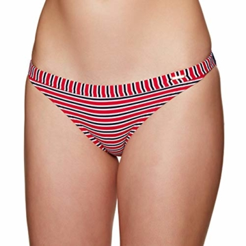 Superdry Kasey Fixed Tri Womens Bikini Bottoms Small Nautical Red - 3
